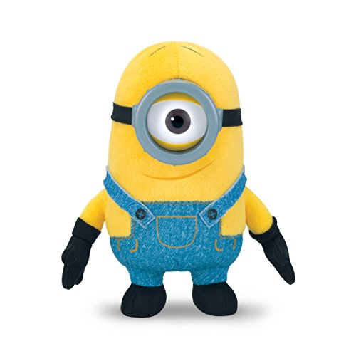 Product Image of the Minions Plush Buddies -Stuart, 5 Inches