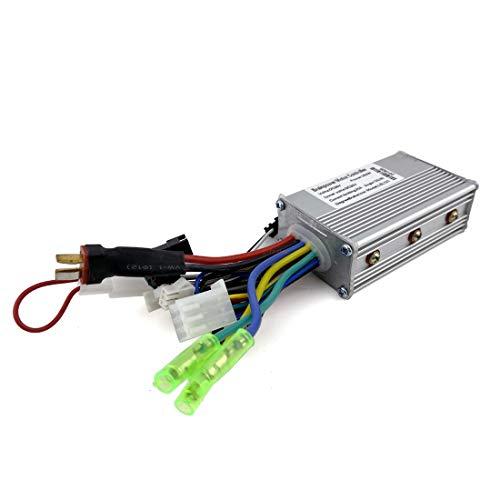 Controlador de motor eléctrico sin escobillas 24V36V48V 250W, para bicicleta eléctrica, escúter,...