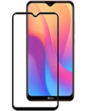 JGD PRODUCTS 6D/11D full edge to edge full glue screen protector tempered glass for Redmi 8A Dual/Redmi 8A (2019)