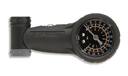 EyezOff EZ05-G Tire Pressure Gauge, Dual-Valve (Presta/Schrader) up to 160 PSI