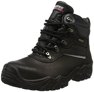 Cofra 80580-000.W44 Safety Shoes Parnaso S3 Wr HRO SRC Size 44 in Black (B015FAIHXQ) | Amazon price tracker / tracking, Amazon price history charts, Amazon price watches, Amazon price drop alerts