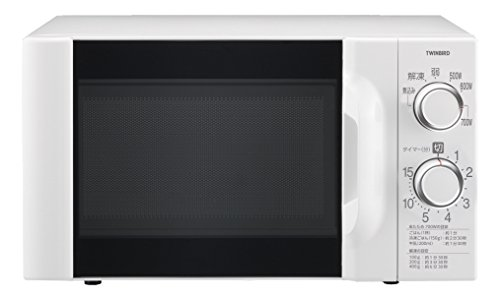 Twin Bird microwave oven 60Hz exclusive White DR-D419W6