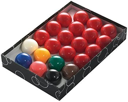 Powerglide Snooker Bälle - 2 1 16 (22 Bälle) B00FSDI22C  | Vollständige Spezifikation