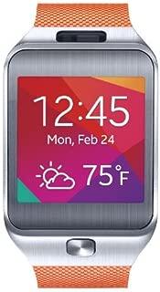 Samsung Gear 2 Smartwatch - Metallic Orange (US Warranty) (Discontinued by Manufacturer)