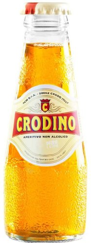 3 x 8 Crodino Alkoholfreier Bitteraperitif (24 Flaschen)