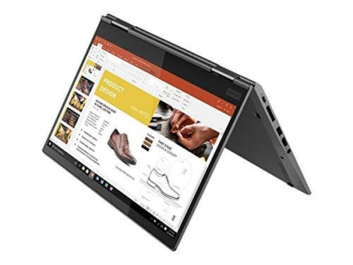 "Lenovo ThinkPad X1 Yoga Grigio Ibrido (2 in 1) 35,6 cm (14"") 1920 x 1080 Pixel Touch Screen Intel® Core i7 di ottava Generazione i7-8565U 16 GB LPDDR3-SDRAM 512 GB SSD 3G 4G Windows 10 PRO -"