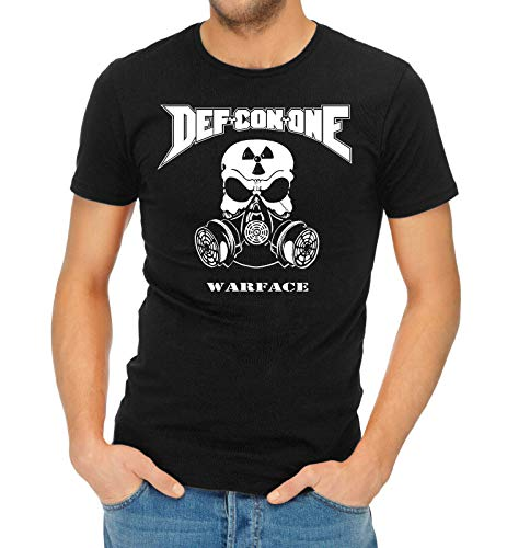 Def Con One Warface 2012 Album Cover Custom T-Shirt
