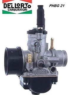 HuoPu Carburatore 12mm Tipo Phbn 12 per MBK Booster Aerox Yamaha MINARELLI con SERVIZ