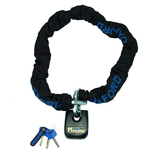 Oxford OF803 Monster Chain & Lock 2.0m
