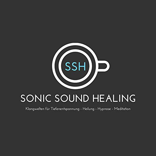 Sonic Sound Healing audiobook cover art