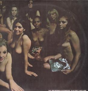 ELECTRIC LADYLAND LP UK TRACK 1968 16 TRACK DOUBLE IN GATEFOLD SLEEVE WITH BLUE LETTERING DESIGN MATRIX 1 SUPERB COPY (613008)
