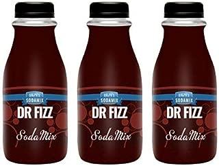 Ralph's Dr Fizz Sparkling Water Sodamix Flavor | Three 12oz Bottles
