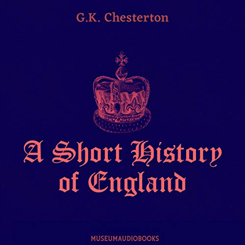 A Short History of England cover art