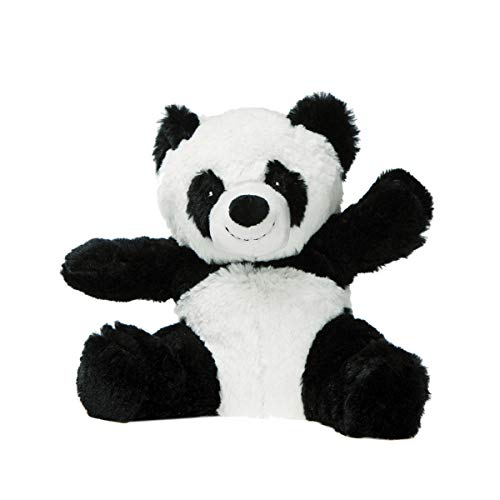 Peluche bouillotte Panda - Made in France