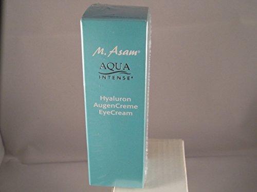 M. Asam Aqua Intense Hyaluron Augencreme 30ml