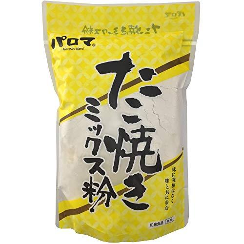 和泉食品パロマたこ焼きミックス粉500g×2個