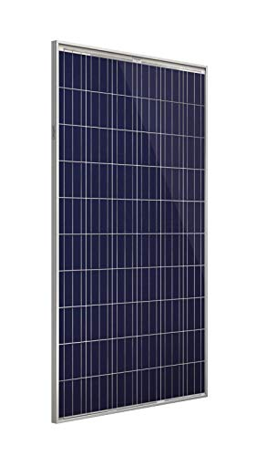 HQST Solar Panel 100 Watt 12 Volt Monocrystalline, High Efficiency Module PV Power for Battery Charging Boat, Caravan, RV and Any Other Off Grid Applications