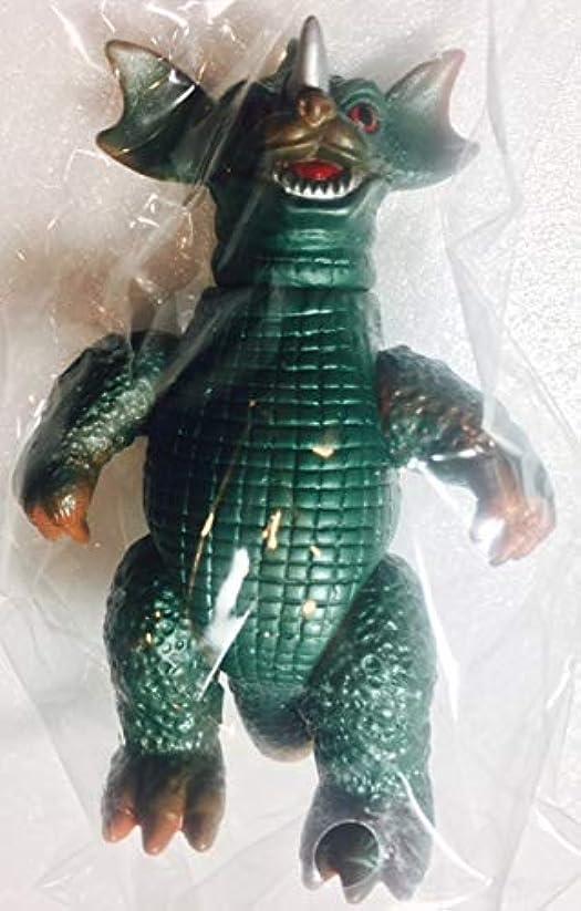 助けて滴下うまイワクラ ゴジラ ブルマァク伝説 004 地底怪獣 バラゴン HMV限定カラー版 イワクラ 特撮大百科