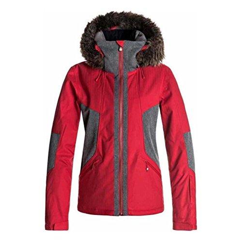 Roxy Damen Atmosphere Snow Jacket Isolierte Jacke, Lollipop, X-Groß