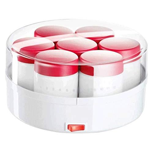 SJYDQ Automático de la máquina Fabricante de Yogur Griego Glass 7 tarros...