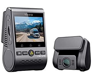VIOFO A129Pro Duo 4K Dual Dash Cam 3840 x 2160P Ultra HD 4K Front and 1080P Rear Car WiFi Dash Camera Sony 8MP Sensor GPS, Buffered Parking Mode, G-Sensor, Motion Detection, WDR, Loop Recording (B07RXQJ148) | Amazon price tracker / tracking, Amazon price history charts, Amazon price watches, Amazon price drop alerts