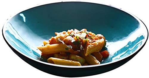 Tazón utensilio de cocina de espaguetis Niceamz gran capacidad de sopa de fideos, helados, ensaladas, frutas y verduras Bol