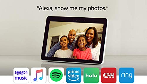 """Product Image 16: Echo Show (2nd Gen)   Premium 10.1"""" HD smart display with Alexa – stay connected with video calling – Sandstone"""
