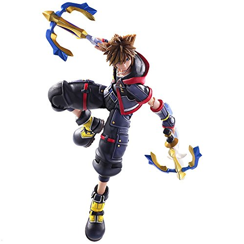Kingdom Hearts III Bring Arts Sora - No máquina para