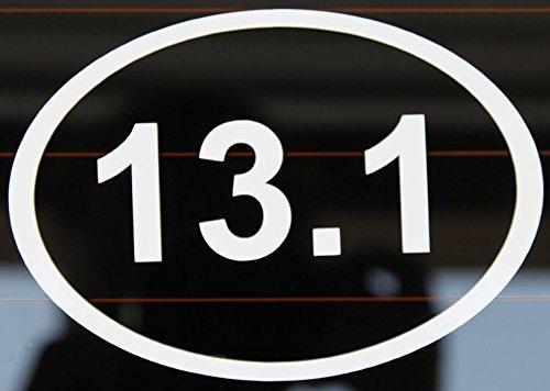 CMI NI302 13.1 Autocollant en Vinyle Blanc