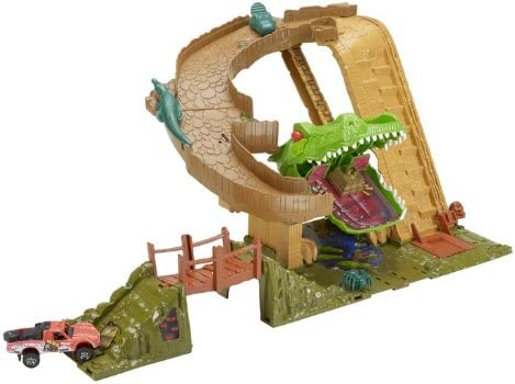 Matchbox Mission: Croc Escape High order Selling and selling Playset