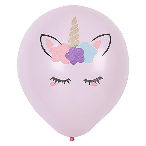 Dikke beer 10 stks 10 inch kleur verdikte Eenhoorn Latex Ballon Bruiloft Verjaardag Thema Party Decoratie LP