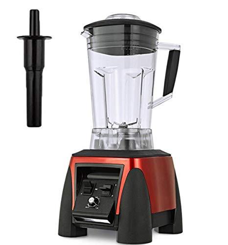 Professionele multifunctionele mixer van roestvrij staal voor citruspersen van versterker / smoothies en smoothies / rode voedingsstofcentrum 2 L 4-5 voor de mensen, 220 V