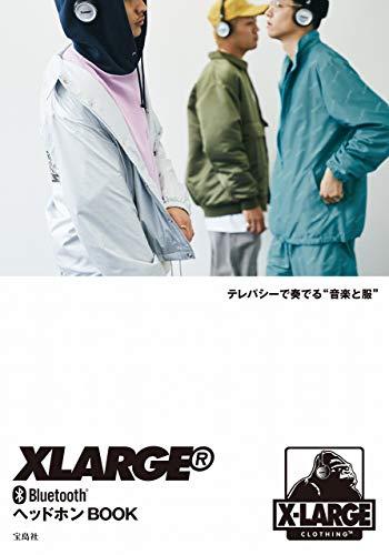 XLARGE Bluetooth ヘッドホン BOOK 商品画像