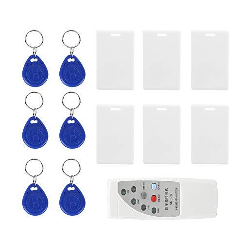 Copiadora RFID, 125 KHZ ID Kit Lector/Grabador de Tarjetas, NFC IC/ID Copiadora...