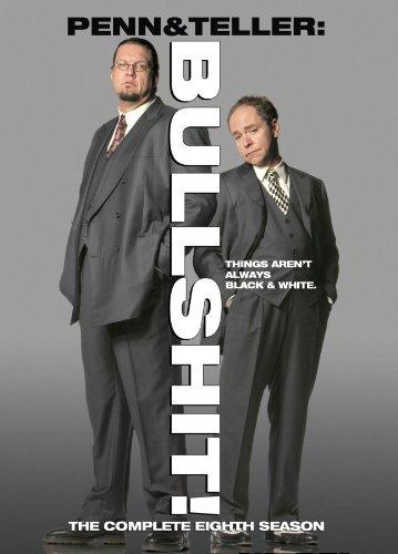 Penn & Teller Bullshit: Eighth Season (2pc) / (Ws) [DVD] [Region 1] [NTSC] [US Import]