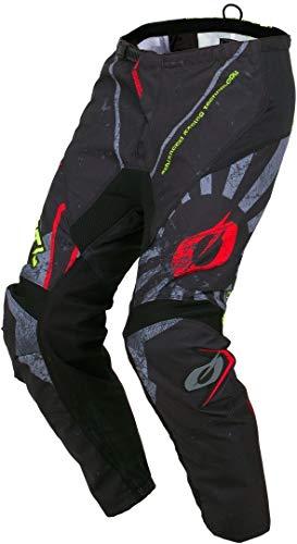 Oneal ELEMENT PANTS Equipación para Montar En Bicicleta y Motocross, 30, Amarillo