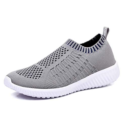 Womens Gray Casual Shoes