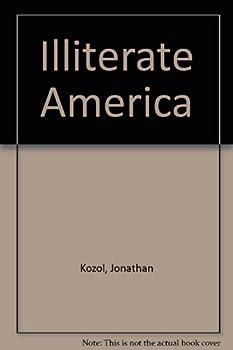 Hardcover Illiterate America Book