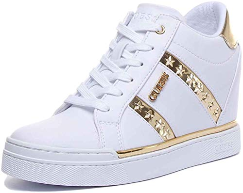 Guess FL5FAY Sneakers in Eco Pelle da Donna