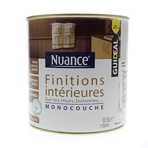 NUANCE Peinture Finitions intérieures 0.5L