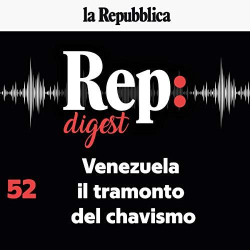 Venezuela, il tramonto del chavismo copertina