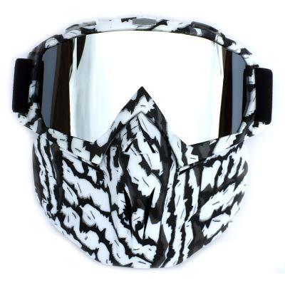Linshenyoulu Spot-Motocrossbrillen grenzüberschreitende Masken für den Außenbereich Outdoorbrillen Helmbrillen