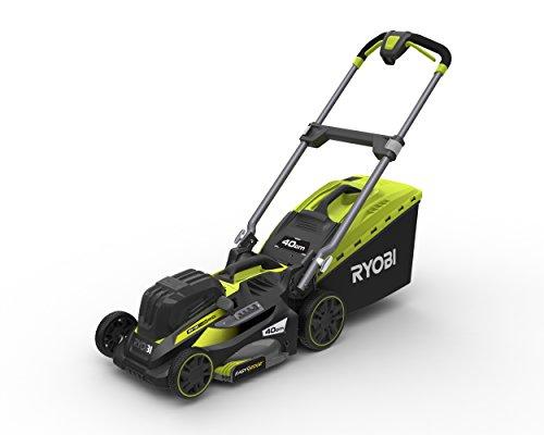 Ryobi OLM1841H Mulching Cordless Electric Push Lawn Mower - 40