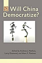 Will China Democratize? (A Journal of Democracy Book)