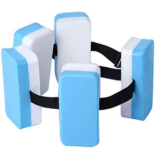 Cinturón de Natación para Niños - BESLIME Cinturón flotador para niños Ajustable Cinturón Cinturón Flotador para niño de Espuma de EVA para Ejercicios de Flotabilidad