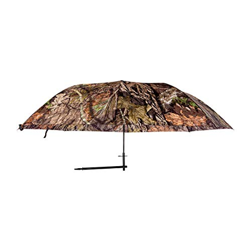 Ameristep Hunter's Umbrella   Umbrella for Treestand or Ground Blind Shield in Mossy Oak Break-Up Country, One Size