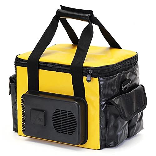 LTCTL Strandtasche - 20L Tragbare Lunchpaket Elektrische Kühltasche Auto Aufbewahrungstasche Reisecamp Lebensmittelbox
