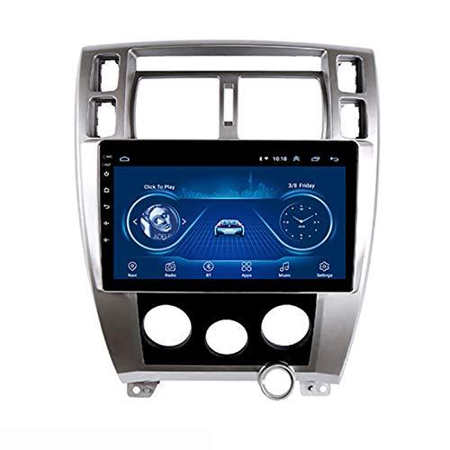 PLOKM Estéreo para automóvil Android 8.1 10.1 Pulgadas Navegación GPS para Hyundai Tucson 2006-2013 Reproductor MP5 para automóvil USB/SD/AUX Soporte de Entrada Enlace espejoPower Plug 3-#1