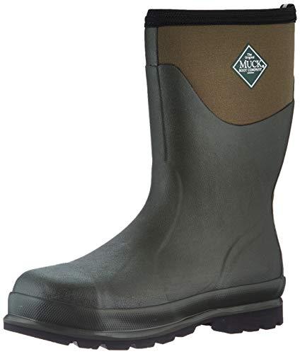 Muck Boots Muck Boots Unisex-Erwachsene Humber - Mid Boot Gummistiefel, Braun (Moss/Moss), 39/40 EU