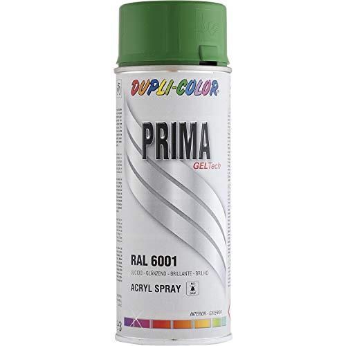 DUPLI-COLOR Lackspray 400 ml RAL 6001, 1 Stück, smaragdgrün,788888